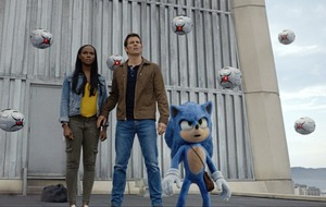 Game-to-movie adaptation Sonic The Hedgehog offers 'rambunctious fun'