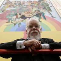 Peter Blake self-portrait acquired for the nation