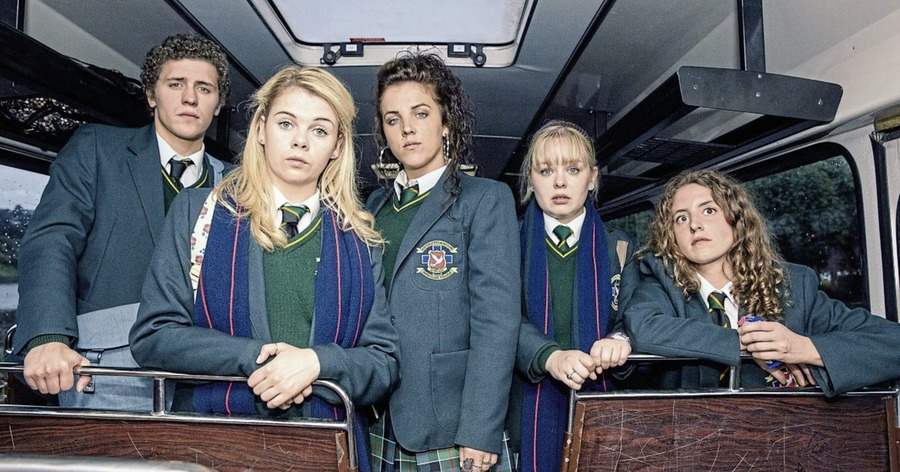 Derry Girls and book about 'cash for ash' scandal shortlisted for major award