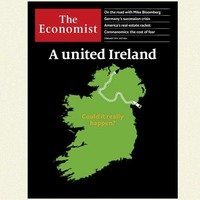 Influential magazine The Economist speculates over a united Ireland