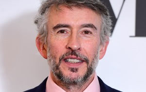 Steve Coogan: I couldn't get my teeth white enough for new film role