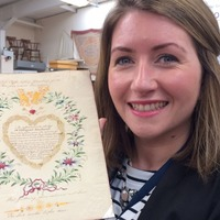 Georgian Valentine's letter that 'worked its magic' sells for £1,300