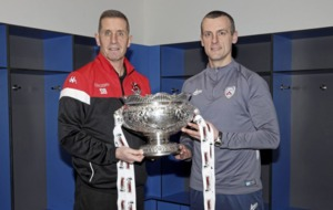 Crusaders and Coleraine set to battle for League Cup glory