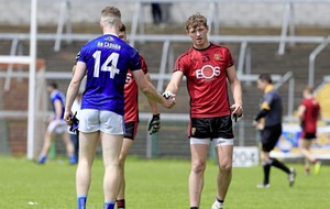 Down U20 side to clash with Cavan in Ulster Championship quarter-final