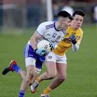Monaghan face Donegal in Ballybofey in Ulster U20 Championship showdown
