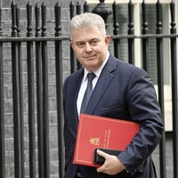 New secretary of state Brandon Lewis a 'safe pair of hands'