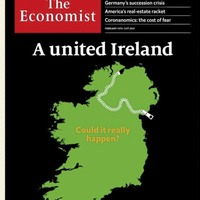 The Economist focuses on a united Ireland as Brexit and shifting demographics means it's more than a 'republican fantasy'