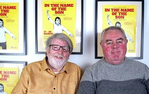 Martin Lynch and Richard O'Rawe take Guildford Four man Gerry Conlon's story to the stage