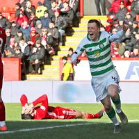 Celtic boss Neil Lennon hails 'massive win in treacherously difficult conditions'