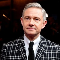 Martin Freeman says he has smacked his children