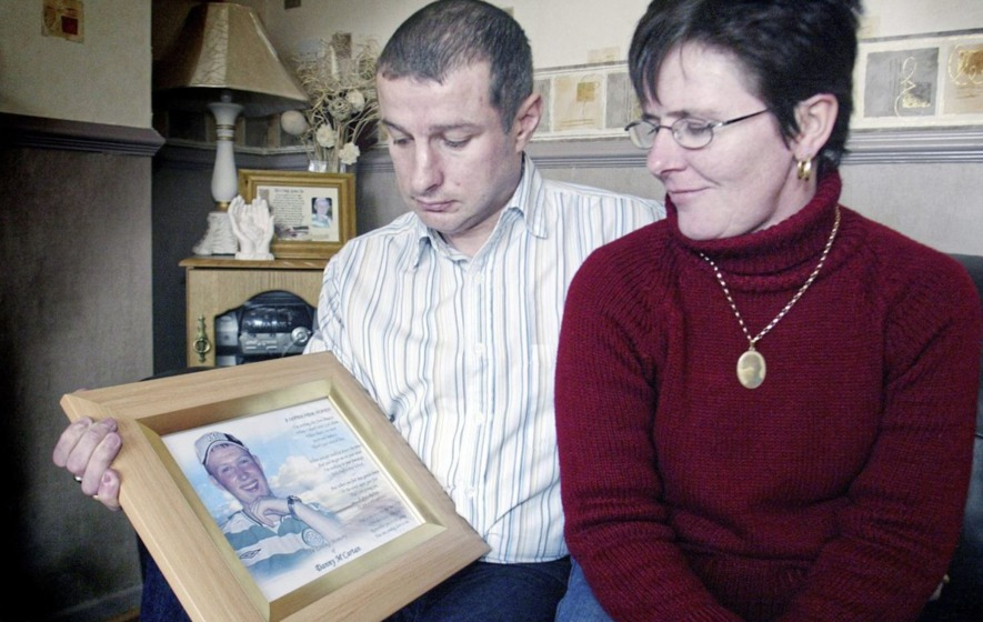 Suicide 15 Years On From Danny S Death We Thought Things Would Be Different Now The Irish News