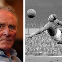Manchester United legend Harry Gregg dies aged 87