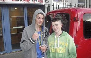 Boxing, burrittos and the Tyrone Olympics... Up close and personal with Ireland's fighting Tyrones