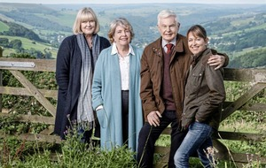 Stars of Last Tango in Halifax on why the show just keeps dancing