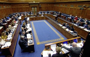 Stormont to sit two days a week