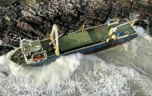 Pollution assessment set for Co Cork shipwreck site