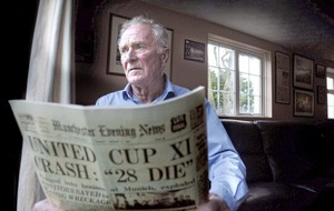 Harry Gregg's memories of the 1958 Munich air disaster
