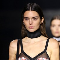 Supermodels Kendall Jenner and the Hadids hit the catwalk for Burberry