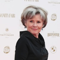 Imelda Staunton urges women not to spin on the red carpet
