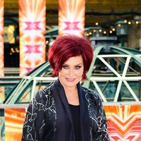 Sharon Osbourne debuts new white hair colour after dying it red for 18 years