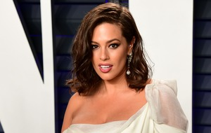 Ashley Graham shows off stretch marks four weeks after giving birth