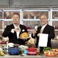 MasterChef judges Gregg Wallace and John Torode on new series of top TV cooking show