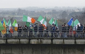 Study claims less than third of people would back united Ireland in border poll