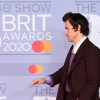 Jack Whitehall asks Harry Styles about his Brit Awards 'date'