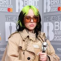 Emotional Billie Eilish praised by fans following Brits performance