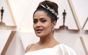 Salma Hayek responds to fan who tells her she had 'too much Botox'