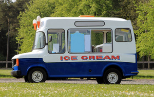 Ice cream van stolen in west Belfast