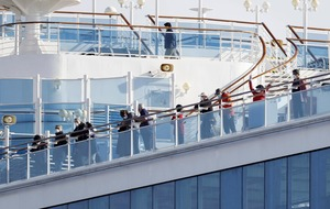 43 passengers on Norwegian cruise ship test positive for coronavirus