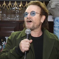 Bono helps Ireland squad understand 'what it means to be Irish'