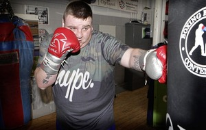 From fighting for his life to fighting for an Ulster title: the story of Frankie Carrothers