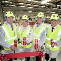 £9.3m canning-line investment puts fresh fizz into Coke bottlers in Lisburn