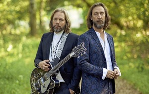 Black Crowes man Rich Robinson on celebrating 30 years of Shake Your Money Maker