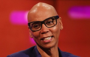 RuPaul's Drag Race UK shortlisted for TV gong