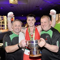 Irish Elite champion James McGivern signs professional deal with MTK