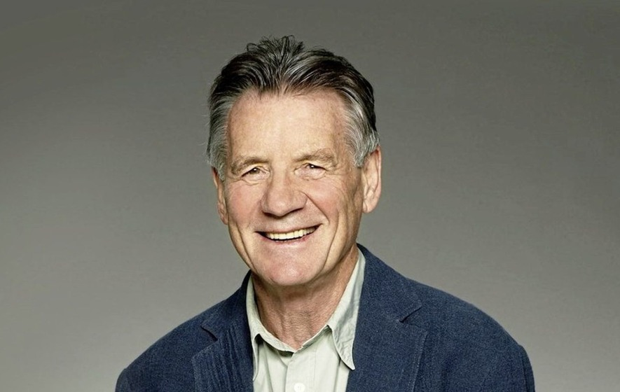 Sir Michael Palin on North Korea, coronavirus, Torchwood and Bellaghy