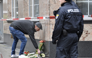 German gunman attack that kills nine treated as terrorism