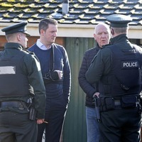 Pat Finucane's brother wants to meet those who attacked his home with explosive device