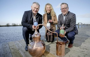 Lough Neagh Distillers raise spirits with a breakthrough US export deal