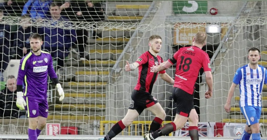 Stephen Baxter: Cup final defeat will spur Crusaders on against Linfield