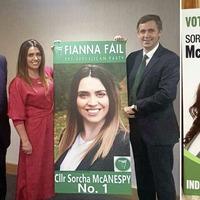 Former Sinn Féin councillor Sorcha McAnespy tells how 'totally false' rumours left her feeling 'violated'