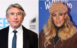 Steve Coogan addresses Caroline Flack's cameo in his film Greed