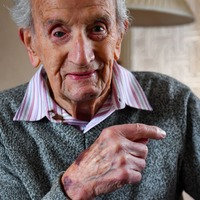 Second World War veteran, 102, 'quite proud' after fighting off burglar