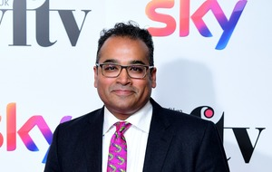 Krishnan Guru-Murthy backs Sport Relief trek relocation over coronavirus fears