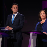 Leo Varadkar tells Mary Lou McDonald to disband IRA army council