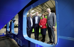 Engineering firm to create 155 jobs with £9.5m expansion in Coleraine