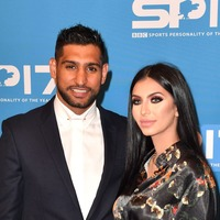 Amir Khan welcomes third child with wife Faryal Makhdoom